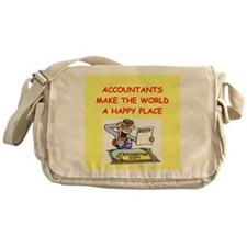 accountants Messenger Bag
