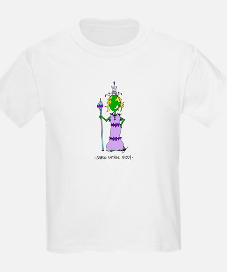 Queen Esther Bible Biddy T-Shirt