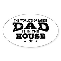 World's Greatest Dad Decal