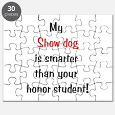 My Show Dog Is Smarter... Puzzle