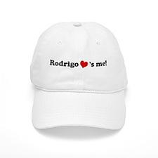 Rodrigo loves me Cap