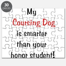 My Coursing Dog is smarter... Puzzle