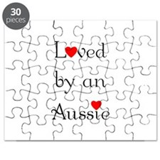Loved by an Aussie Puzzle