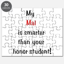 My Mal is smarter... Puzzle
