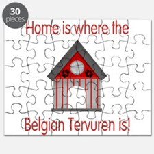 Home is where the Belgian Ter Puzzle
