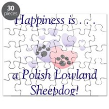 Happiness is...a Polish Lowla Puzzle