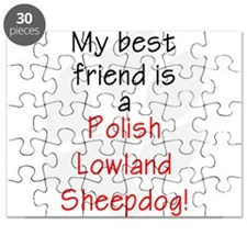 My best friend is a Polish Lo Puzzle