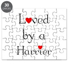 Loved by a Harrier Puzzle