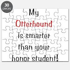 My Otterhound is smarter... Puzzle