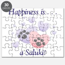 Happiness is...a Saluki Puzzle