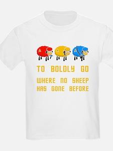 Where no Sheep Has Gone T-Shirt