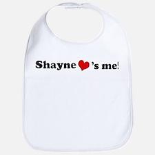 Shayne loves me Bib