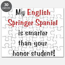 My English Springer Spaniel i Puzzle