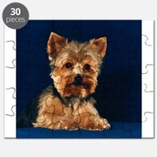 Yorkshire Terrier Puppy Puzzle
