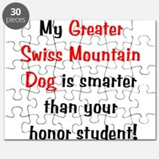 My Greater Swiss Mt Dog is sm Puzzle