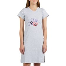 Happiness is...a Bolognese Women's Nightshirt