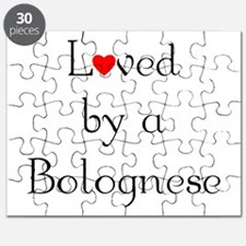Loved by a Bolognese Puzzle