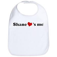 Shane loves me Bib
