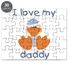 I love my daddy (baby boy duc Puzzle