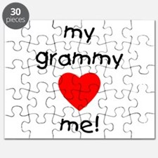 My grammy loves me Puzzle