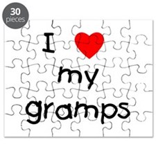 I love my gramps Puzzle