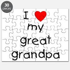 I love my great grandpa Puzzle
