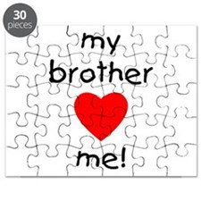 My brother loves me Puzzle