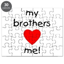 My brothers love me Puzzle