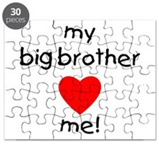 My big brother loves me Puzzle