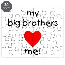 My big brothers love me Puzzle