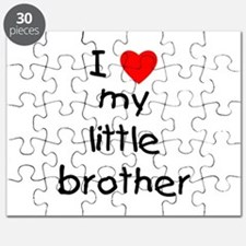 I Love My Little Brother Puzzle