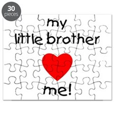 My little brother loves me Puzzle