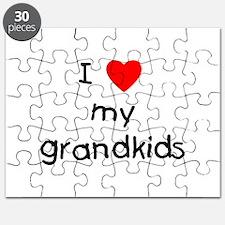 I love my grandkids Puzzle