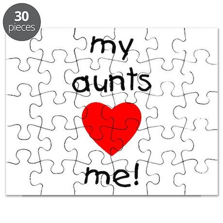 My aunts love me Puzzle