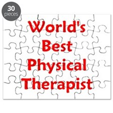 World's Best PT (red) Puzzle