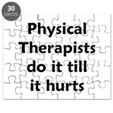 PTs do it till it hurts Puzzle