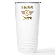 Number 1 Godfather Travel Mug