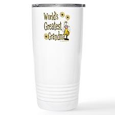 Grandma Bumble Bee Travel Mug