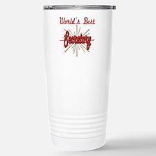 Starburst Secretary Travel Mug
