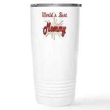 Starburst Mommy Travel Coffee Mug