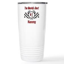 Racing Nanny Travel Mug