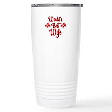 Worlds best Wife Travel Mug