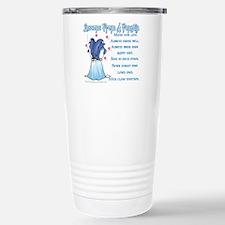 Penguin Lessons Stainless Steel Travel Mug