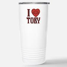 Toby Stainless Steel Travel Mug