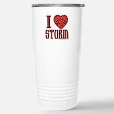 Storm Stainless Steel Travel Mug