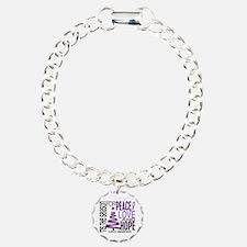 Christmas 1 Lupus Bracelet