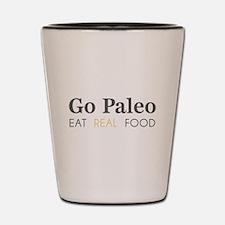 Funny Paleo Shot Glass