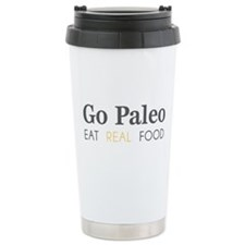 Cute Caveman Travel Mug