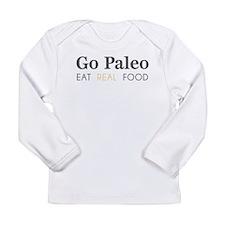 Unique Paleo Long Sleeve Infant T-Shirt