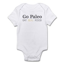Cute Real food Infant Bodysuit